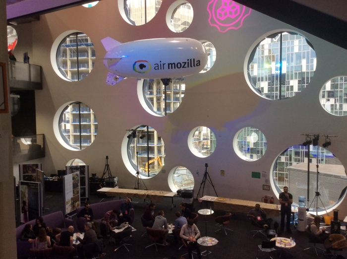 Come to MozFest 2017!